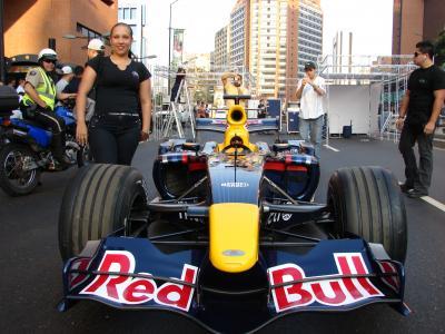 Un F1 en Caracas.... y yo estuve allí   ; )